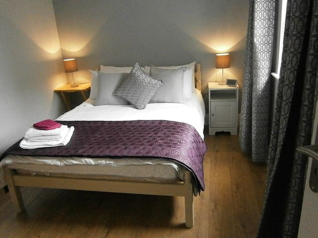 Basement apartment 20 min walk to city - Drumcondra - Huoneisto