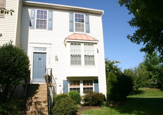 Sunny Downstairs Apartment--A Floor to Yourself! - Manassas - Apartemen