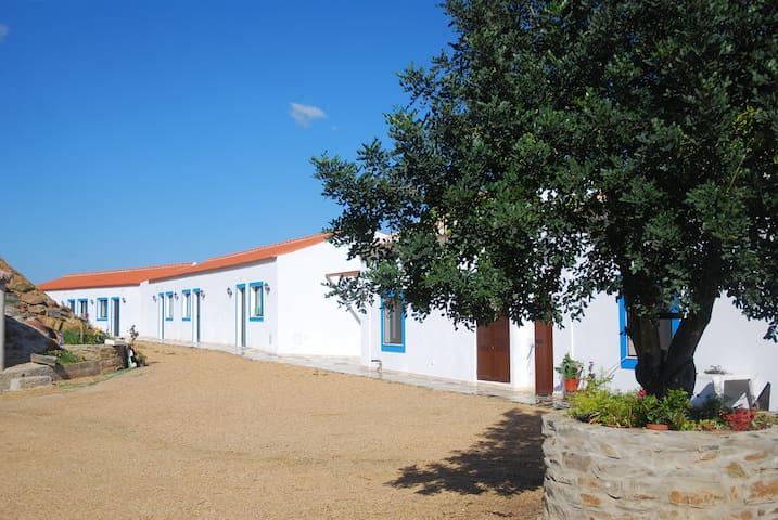 Paisagem do Guadiana Turismo Rural. - Álamo - Oda + Kahvaltı