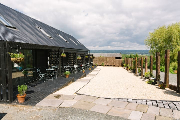 Westbrook Court b&b, nr Hay on Wye - Hay-on-Wye - Bed & Breakfast