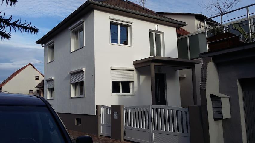 Haus für die Familie im Elsass - Seltz - Hus