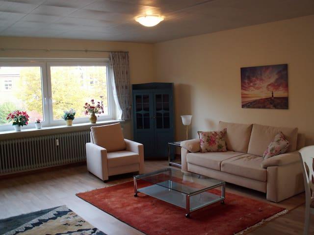 Wohnung im Zentrum von Leck - Leck - Appartement