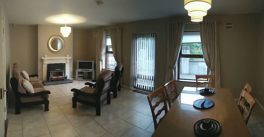 Ground floor apartment Shannon - Shannon - Byt