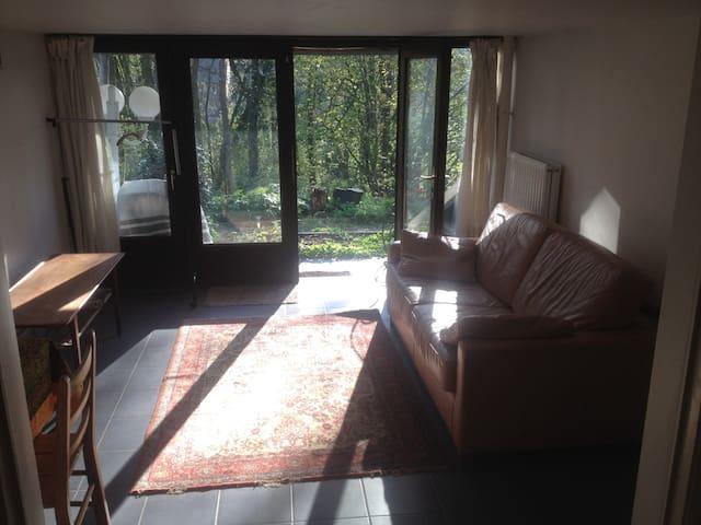 Studio 39m² à 20' du centre de Bxl - Sint-Genesius-Rode - Appartement