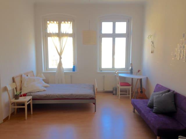 Nice central twin room in Görlitz innenstadt - Görlitz