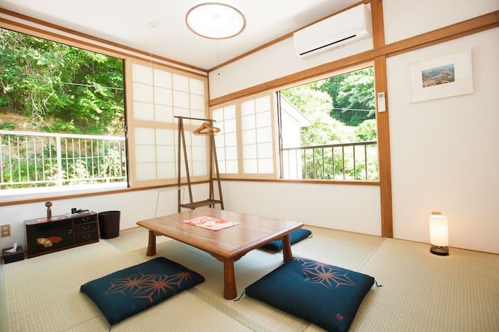 New Open|松島の間|JP-Style Guest House|Max3|Free WiFi| - Taihaku-ku,Sendai - Hus