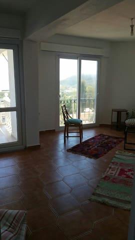 Penthouse with Gorgeous View - Karaburun
