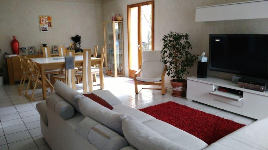 Chambre et petit-déjeuner au calme - Saint-Jean-le-Blanc