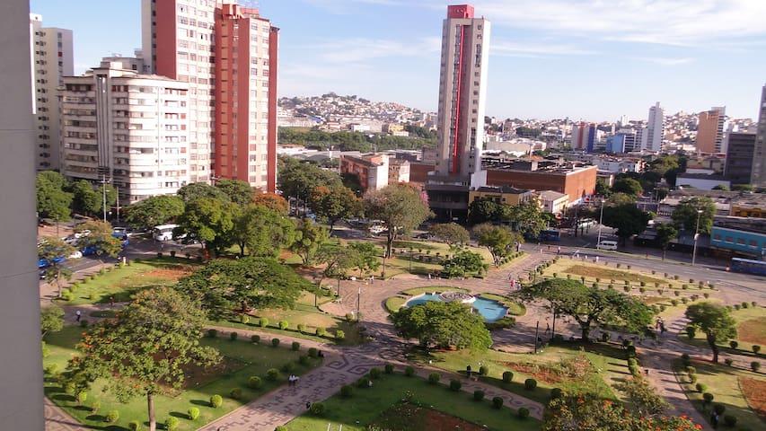 Estudio em área nobre de Belo Horizonte - Belo Horizonte - Lägenhet
