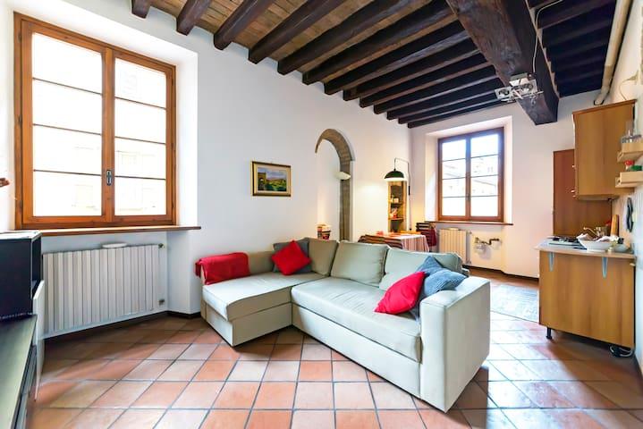 La casa del borgo - Parma - Apartamento