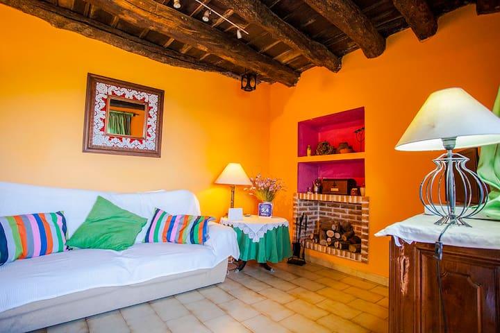 Taganana-Casa campo y playa. - Santa Cruz de Tenerife - Huis