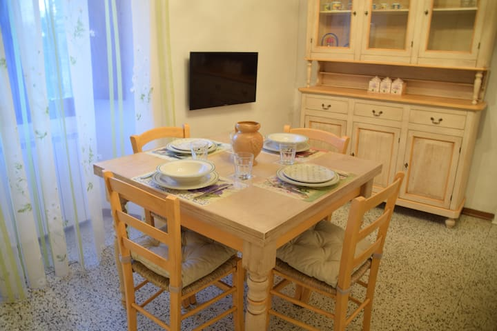 Appartamento luminoso e accogliente - Gubbio