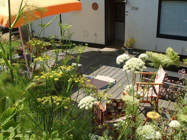 Chambre d'hôte Houseboat Harmony - Utrecht - Bateau