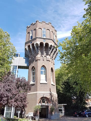 Watertoren in gezellig stadcentrum. - Middelbourg - Appartement en résidence