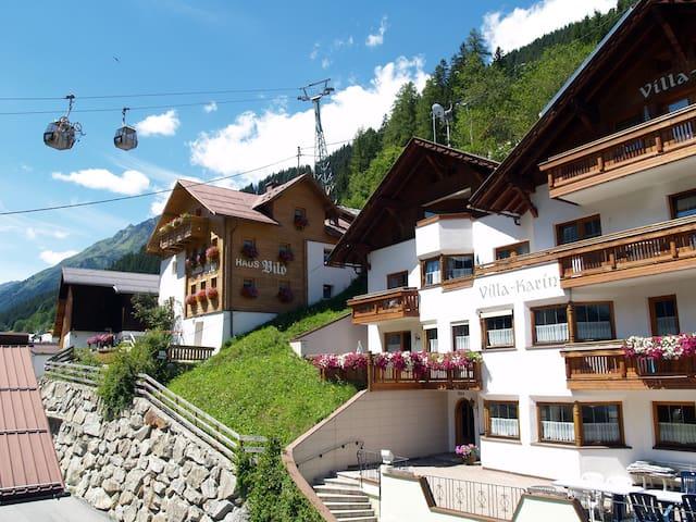 Villa-Karin Kappl/Ischgl Paznaun - Kappl - Daire