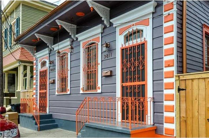 Close to the French Quarter in Bywater - New Orleans - Hus