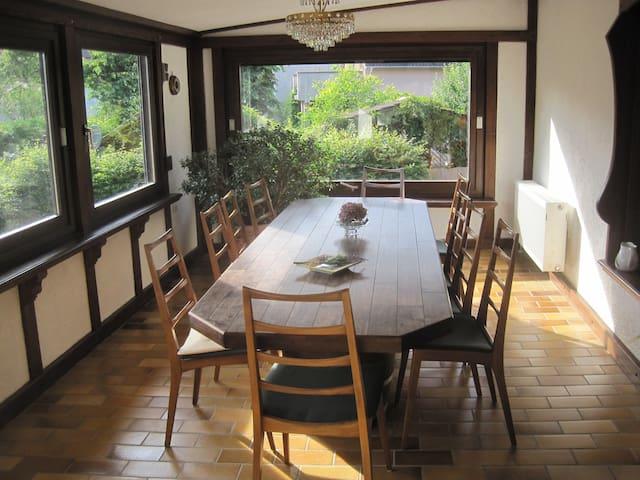 Erholungsoase im Pfälzer Wald - Ruppertsweiler - 一軒家