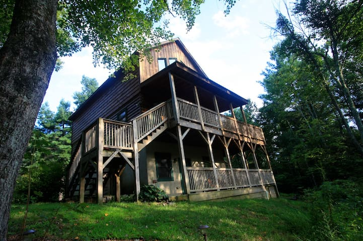 A Cabin in the Woods - Lenoir