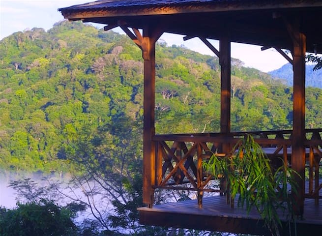 The Joglo Tree House