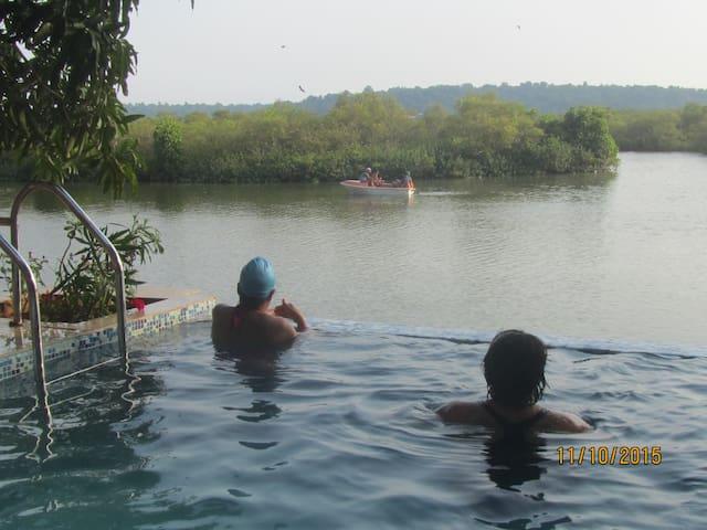 serene waters 4 - North Goa - Bed & Breakfast