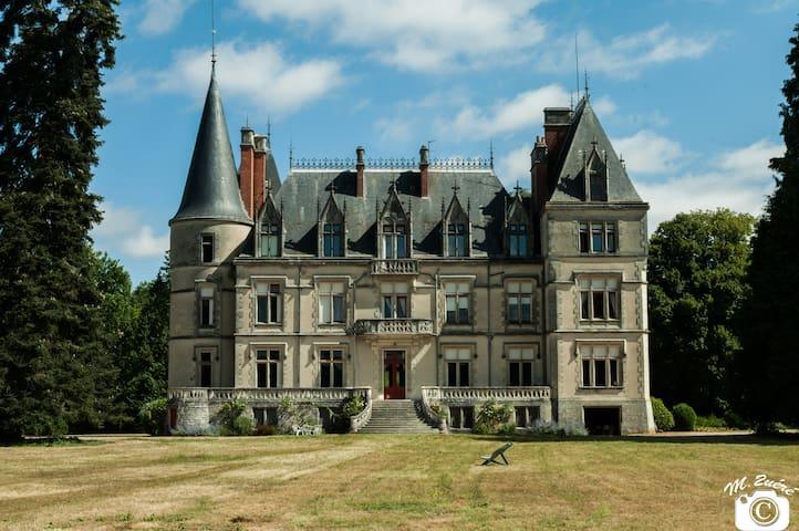Appartement Yarelli, château, campagne et piscine - Buzançais