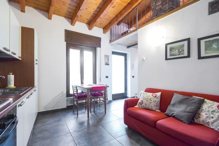 Monolocale in Corte Privata - Centro Città - Vigevano - 公寓