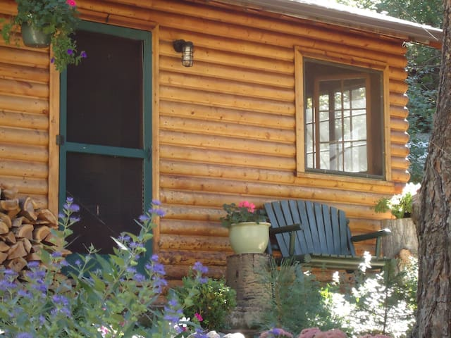 Charming, rustic cabin in Boulder Canyon - Boulder - Cabaña