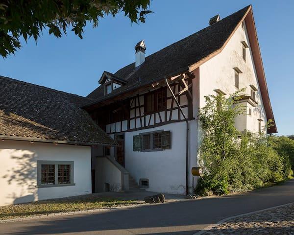 Ferien am Lützelsee - Hombrechtikon - Huis
