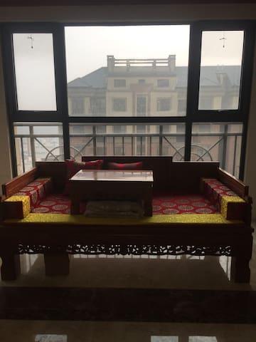 姑苏西环路,靠近市中心 - Yancheng - Huis