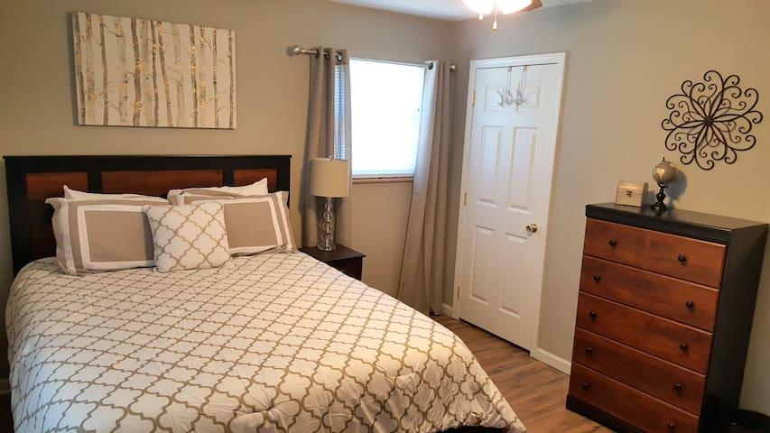 The Franklin: Cozy 2 Bedroom Apartment - Jefferson City - Apartamento
