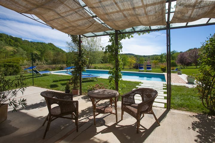 Holiday country house - Salsomaggiore Terme - Hus