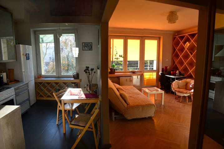 Centrum Komfortowy mikroapartament - Radom - Lägenhet