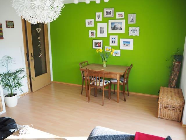 Wohnung 10 min zu Fuß von Feldkirch - Feldkirch - Appartement