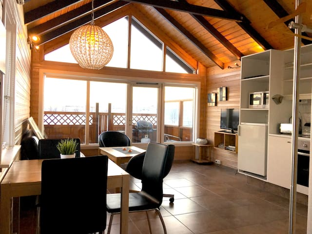 Vacation home Fagravik - 1 bedroom - Akureyri - Casa