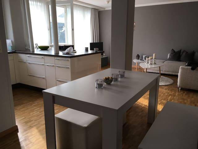 Zauberhafte Traumwohnung im schönen Dornbirn - Dornbirn - Apartment
