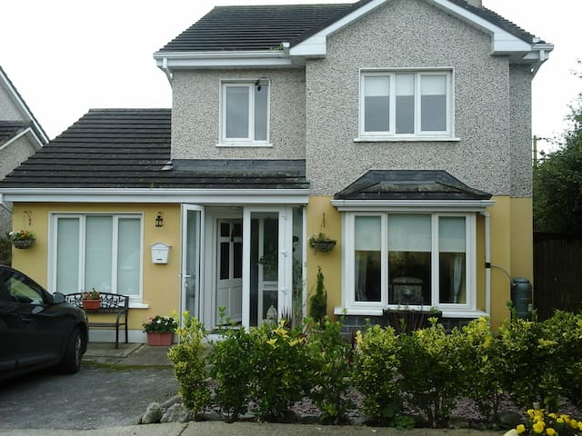 Great value double room in Limerick - Caherconlish - Huis