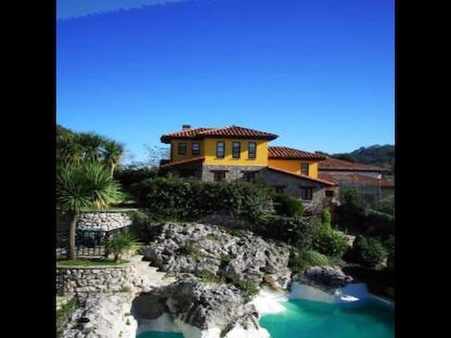 Casona en Vidiago - Vidiago - Rumah liburan