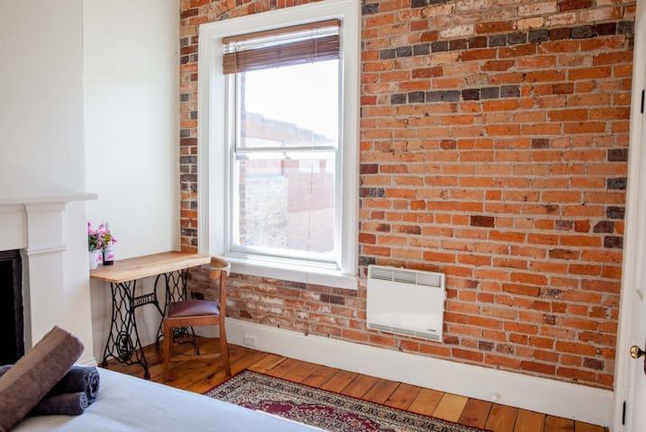 Hidden Gem CBD Heritage Apartment - Launceston - Huoneisto