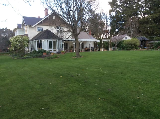 County house on farm- large garden - Balcairn - Bed & Breakfast