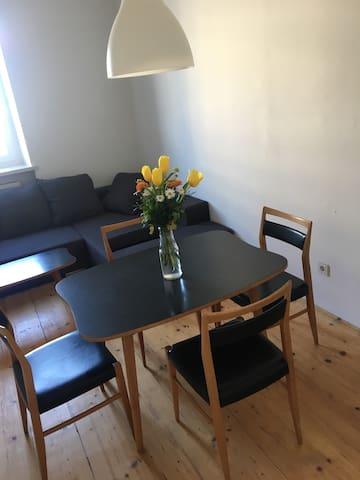 Stilvolles Appartement in Zentru(SENSITIVE CONTENTS HIDDEN)ähe - リンツ - アパート