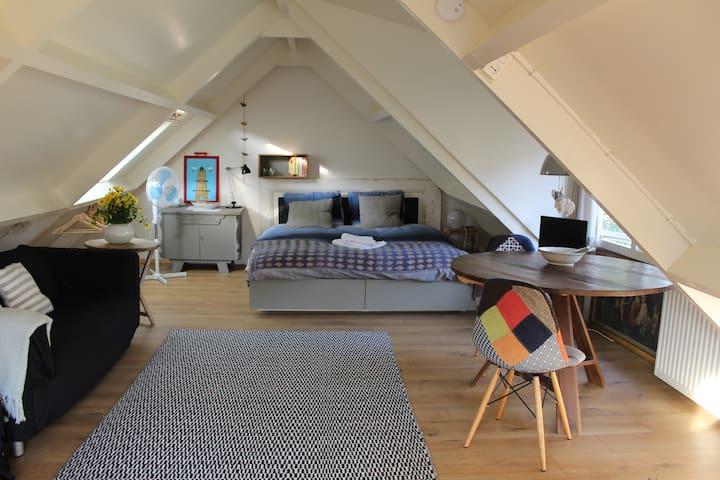 schuur aan de dijk - Utrecht - Apartamento