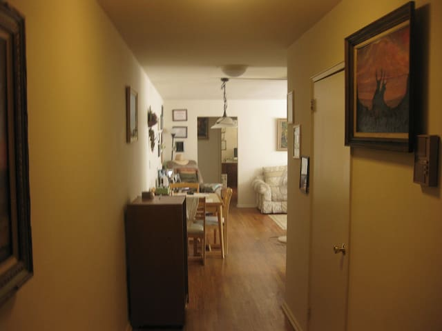 Sunny Room 30 minutes from NYC - Hasbrouck Heights
