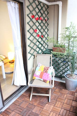 NAMBA great location  for 2 people - 大阪市 - Talo