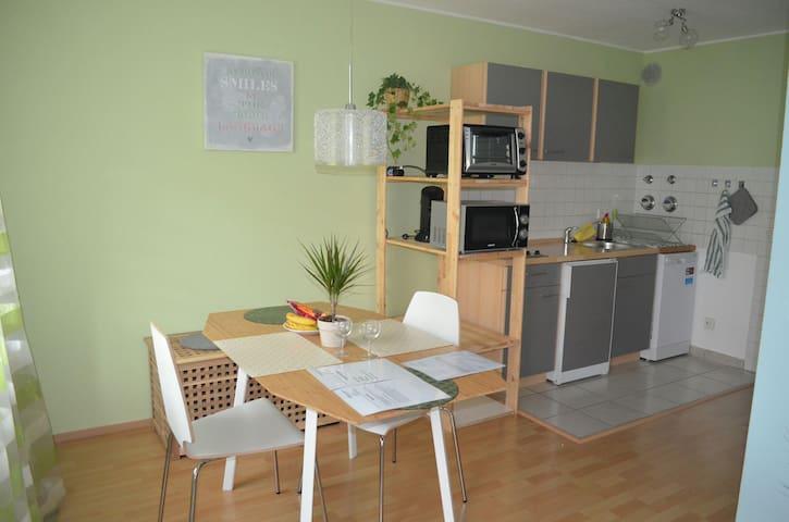 Schöne zentrale 1.5 Zimmer Wohnung - Sindelfingen