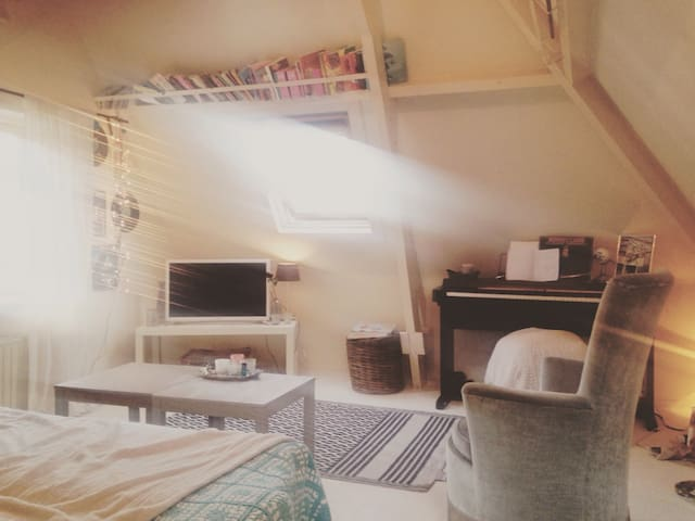 Cosey apartment - Oss - Lejlighed