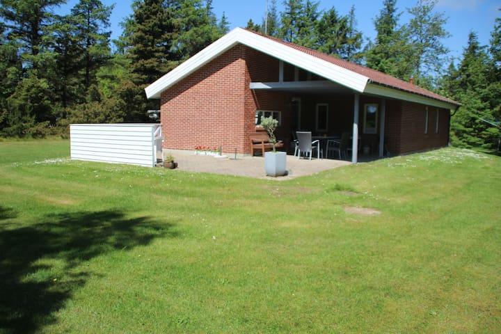 Ho - sommerhus - Blåvand - Huis