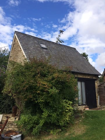 The Barn at the Old George and Dragon - Pavenham - Appartement