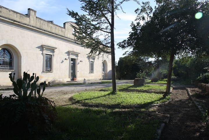 """Casa Vacanza """"Giardino degli Aranci"""" - Monteroni di Lecce - Villa"""