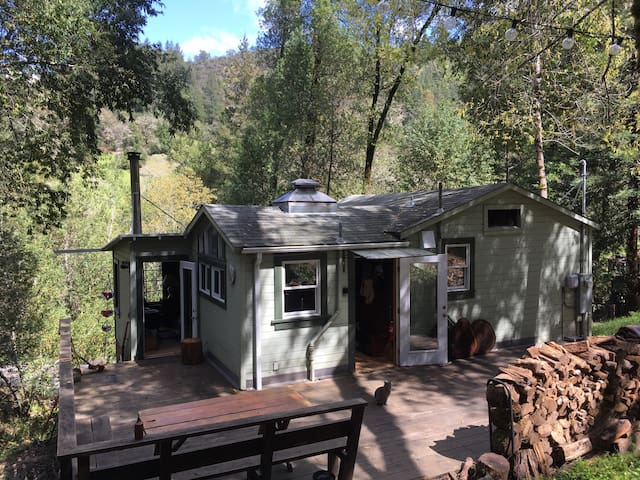 the cabin - Cazadero - Kulübe