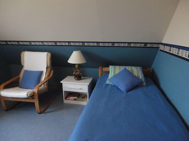 Chambre individuelle - Morieux
